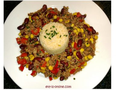 Chili con Carne (deutsch)
