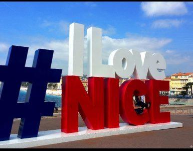 France: Nice / Nizza / Niza
