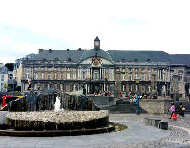 Belgium: Liège – Lüttich – Lieja