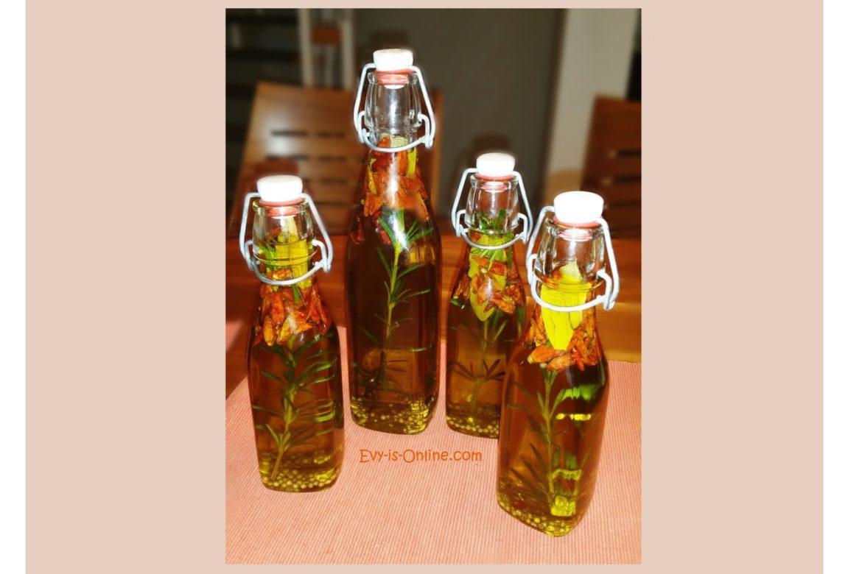Aceite de Oliva picante