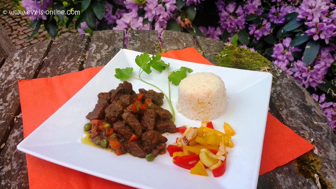 Seco – Peruanischer Rindergulasch