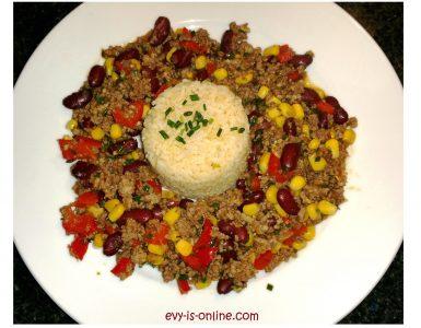 Chili con Carne (español)