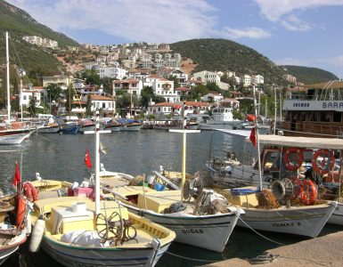 Turkey: KAS