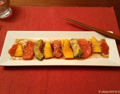 Sashimi Palatina