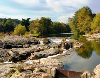 France: Région du Gard