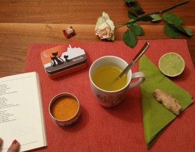 Ingwer-Kurkuma-Tee