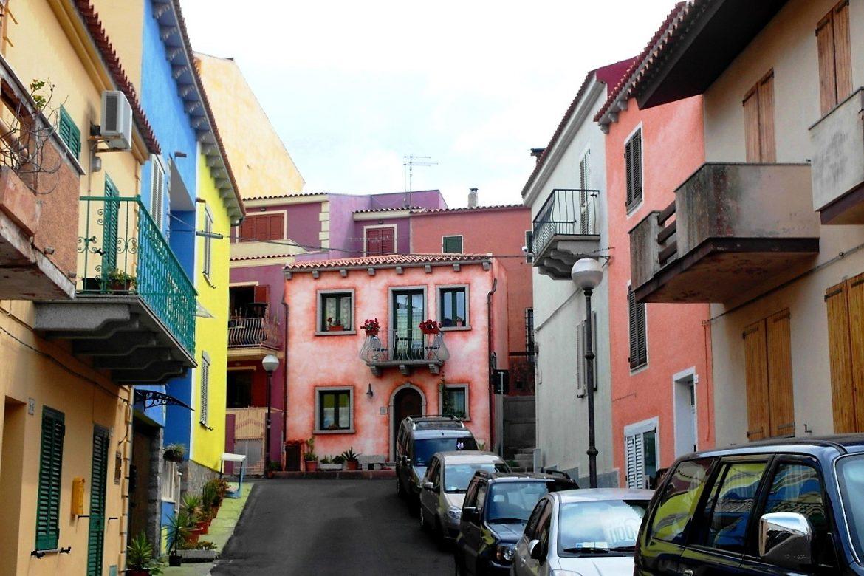 Italy: Sardinien / Cerdeña (Sardeña)