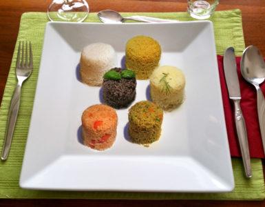 Seis diferentes formas de preparar arroz